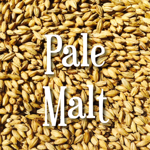 Riverbend Pale Malt (1lb)