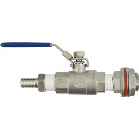 Stainless Weldless Ball Valve