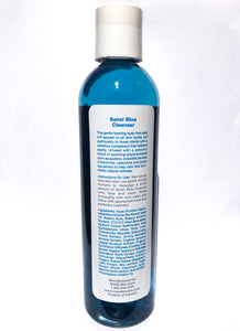 Sensi Blue Facial Cleanser | Soap-free | Calms skin and visibly reduces redness | Best Seller