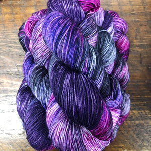 Merino Sock - The Empress
