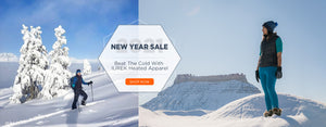 IUREK New Year Sale