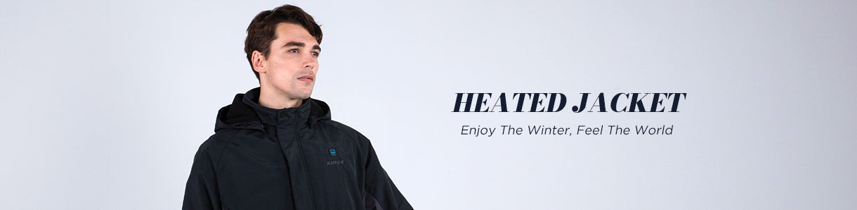 heated jacket for outdoor sport