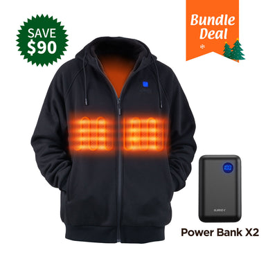 bundle deal heated hoodie