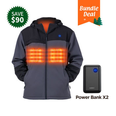 zd962 heated jacket bundle sale