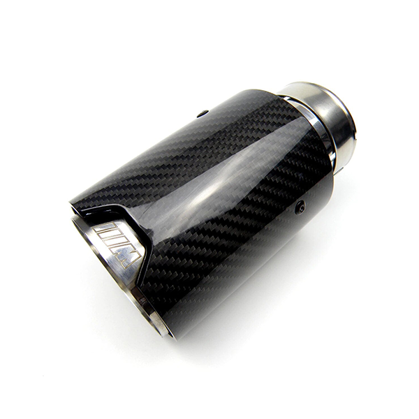 Carbon Fibre & Stainless M Style Exhaust Tips for BMW (FXX Chassis)
