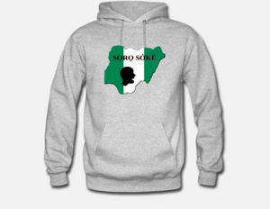 SỌRỌ SÓKÈ (SPEAK UP) Flag Hoodie