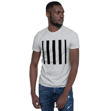 "Load image into Gallery viewer, Short-Sleeve Unisex T-Shirt ""BARS"""