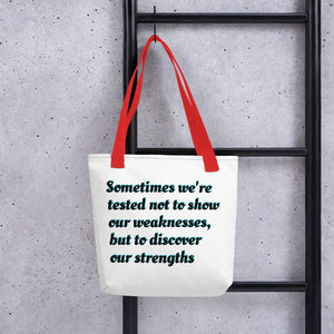 Tote bag INSPIRATION