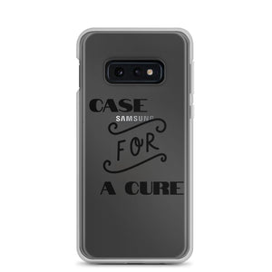 "Samsung Case ""CASE FOR A CURE"""