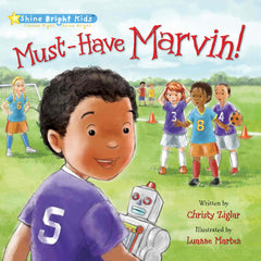 1 Book - Must-Have Marvin! (Hardcover)