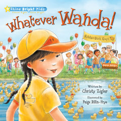 1 Book - Whatever Wanda! (Hardcover)