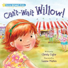 1 Book - Can't-Wait Willow! (Hardcover)