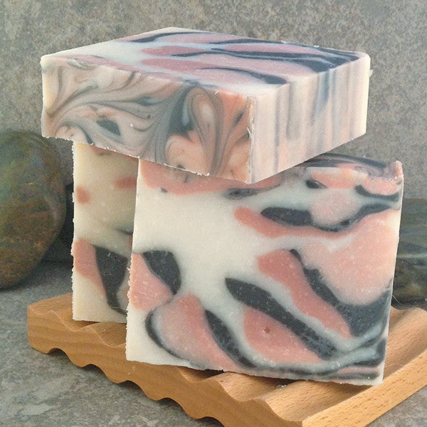 Black Raspberry Vanilla Decorative Artisan Soap