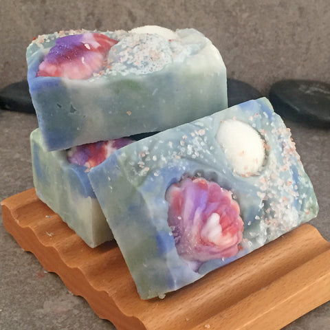 Ocean Beach Handcrafted Cold Process Soap Bar
