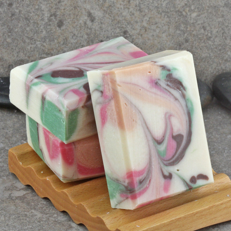 Floral Bomb - Scented Decorative Handcrafted Bar Soap