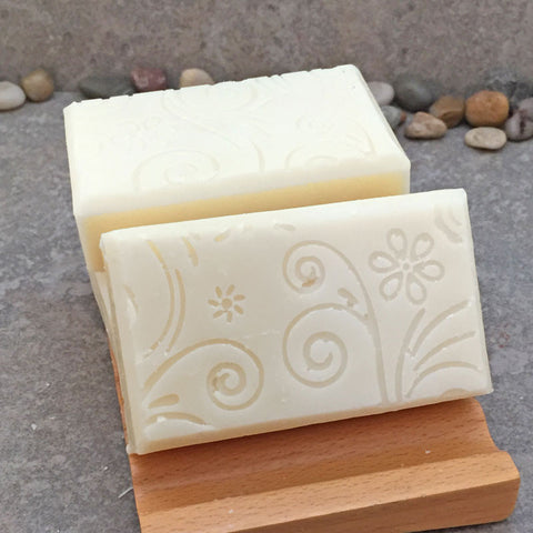 Lemon Verbena Botanical Soap - No added scent or color