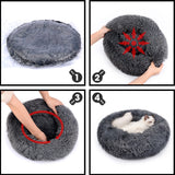 Anti Anxiety Pet Bed