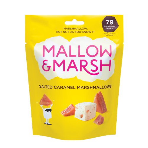 Salted Caramel Marshmallows - Bag