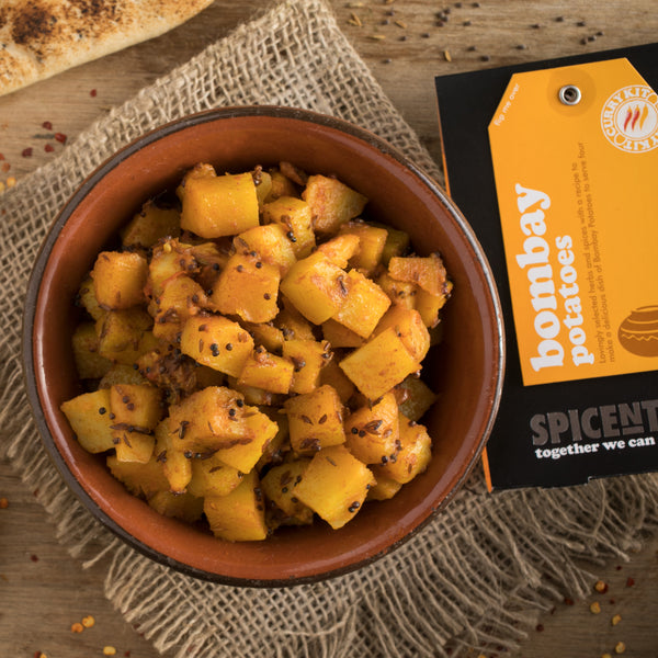 Bombay Potato Curry Seasoning Mix Kit
