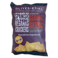 Snacks - Sesame Regañas – Bag 225g