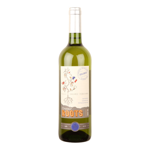 Wine White - Organic Roots Blanc | Bottle 75cl
