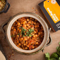 Chickpea Curry Kit