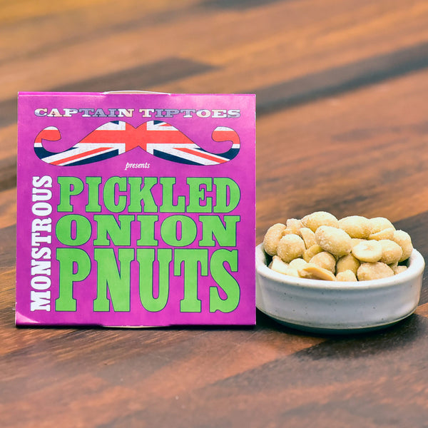 Monstrous Pickled Onion PNUTS – Sleeved Tub 51g