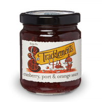 Cranberry, Port & Orange Sauce - 250g