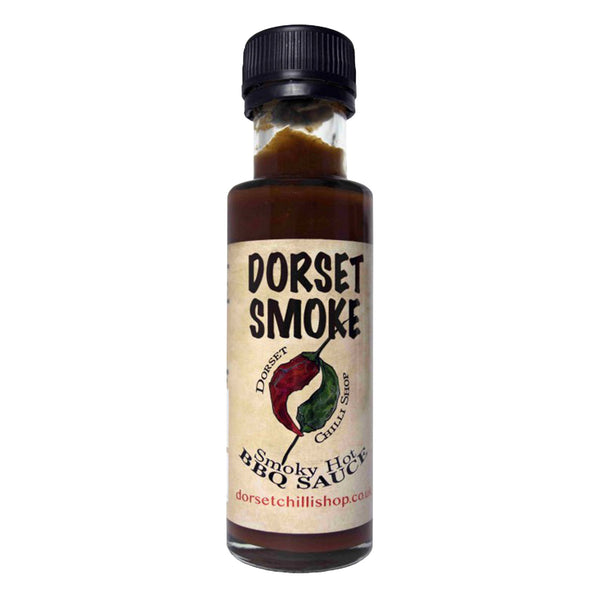 Dorset Chilli Shop - Smoky BBQ Sauce -  Bottle 100ml
