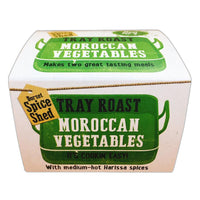 Dorset Spice Shed - Tray Roast Moroccan Vegetables - Tub 44g