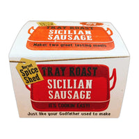 Dorset Spice Shed - Tray Roast Sicilian Sausage - Tub 40g
