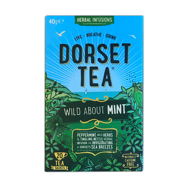Dorset Tea - Mint Tea - Box 40g
