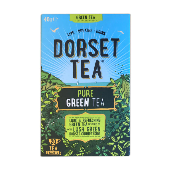 Dorset Tea - Green Tea - Box 40g