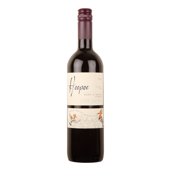 Wine Red - Hoopoe IGT Sicilia | Bottle 75cl