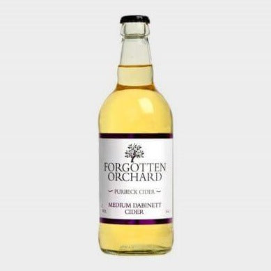Forgotten Orchard - Medium Dabinett Cider - Bottle 500ml