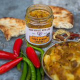 From Dorset with Love - Fiery Bengal Chutney