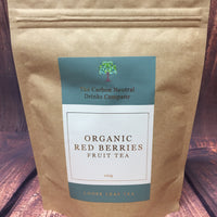 Carbon Neutral Drinks Company - Organic Red Berries Fruit Tea