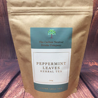 Carbon Neutral Drinks Company - Peppermint Leaves Herbal Tea