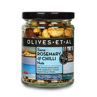 Siena Rosemary & Chilli Nuts – Jar 150g