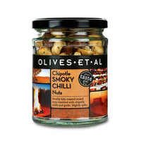 Chipotle Smoky Chilli Nuts – Jar 150g