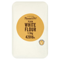Flour - Plain White - Everyday All-Purpose Baking - Loose - Buy Per kg (max 3kg per person)