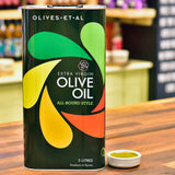 OEA House Extra Virgin Olive Oil – Tin 5lt