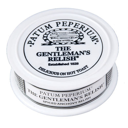 The Gentleman's Relish - Savoury Anchovy