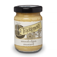 Smooth Dijon Mustard - Jar 140g