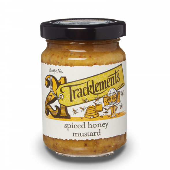 Spiced Honey Mustard - Jar 140g