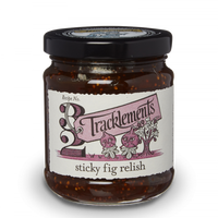 Sticky Fig Relish - Jar 250g