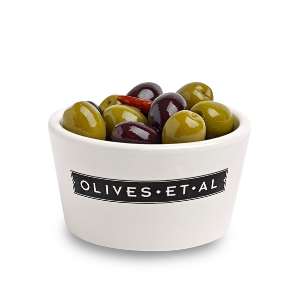 Boxed Olives - Chilli & Garlic - 2.5kg