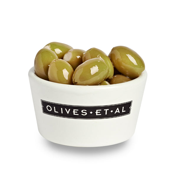 Boxed Olives - Feta Stuffed - 2kg