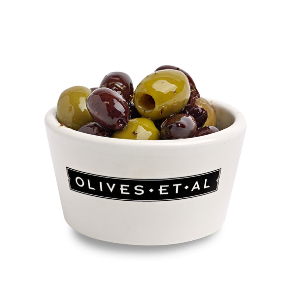 Boxed Olives - Very Deli Herbed & Pitted - 2.5kg