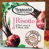 The Seasonist - Beetroot Risotto with Red Onion & Black Chilli - Pot 190g